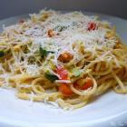 Prosciutto Spaghetti Carbonara