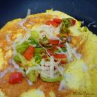 Christmas Omelet