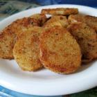 Crispy Circle Potatoes
