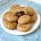 Chocolate Surprise Peanut Butter Cookies