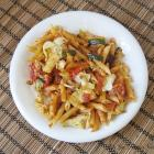 Baked Roasted Vegetable Pasta