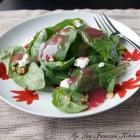 My Favorite Spinach Salad Recipe