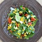 Simple Avocado Salad