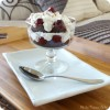 Black Forest Cake in a Glass