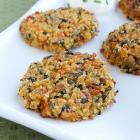 Vegetable Quinoa Cakes