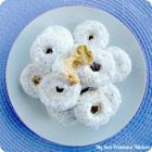 Baked Mini Powdered Donuts
