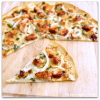 Thin-Crust BBQ Chicken Pizza