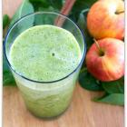 Spiced Apple Green Smoothie
