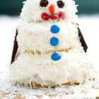 Snowman Cake Tutorial