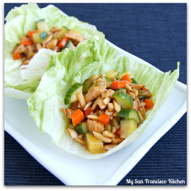 pan asian lettuce wraps