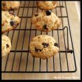 cherry vanilla scones