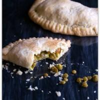 lentil hand pies