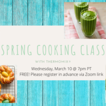 Spring Cooking Class