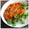 Red Lentil Chicken Stew