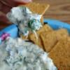 Easy Creamy Spinach Dip