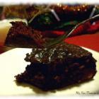 Chocolate Hazlenut Swirl Cake