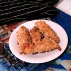 Baked Crispy Italian Chicken Fingers