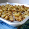 Roasted Garlic Rosemary Potatoes