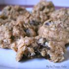 Soft, Chewy Chocolate Chip & Walnut Oatmeal Cookies