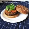 Baked Black Bean Veggie Burgers