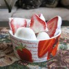 Frozen Vanilla-Yogurt Covered Organic Strawberries