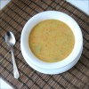 Carrot, Celery & Potato Cream Soup