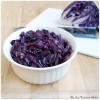 German Rotkohl (Red Cabbage)