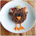 Chocolate Rice Cereal Turkeys