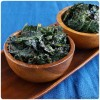 Baked Organic Chili Kale Chips