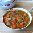 Grandma's Lentil Soup