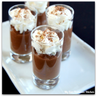 Low-Fat Dark Chocolate Mousse