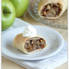 Almond Apple Strudel