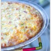 Crustless Ham 'N Cheese Quiche