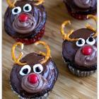 Rudolph Reindeer Cupcakes
