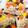 Reese's® Pieces Rice Krispies Treats®