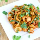 Indian-Spiced Cauliflower Orecchiette