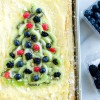 Holiday Fruit Tart with Puff Pastry