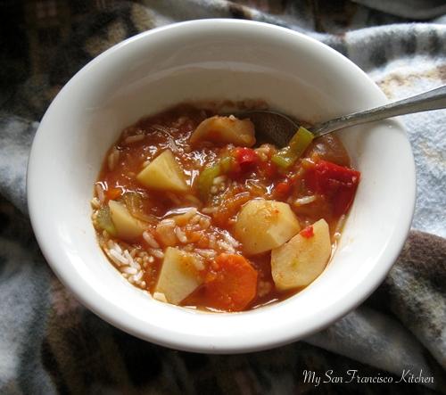 Soup Kitchen San Francisco German