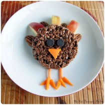 rice krispy turkey