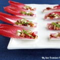 red endive appetizer