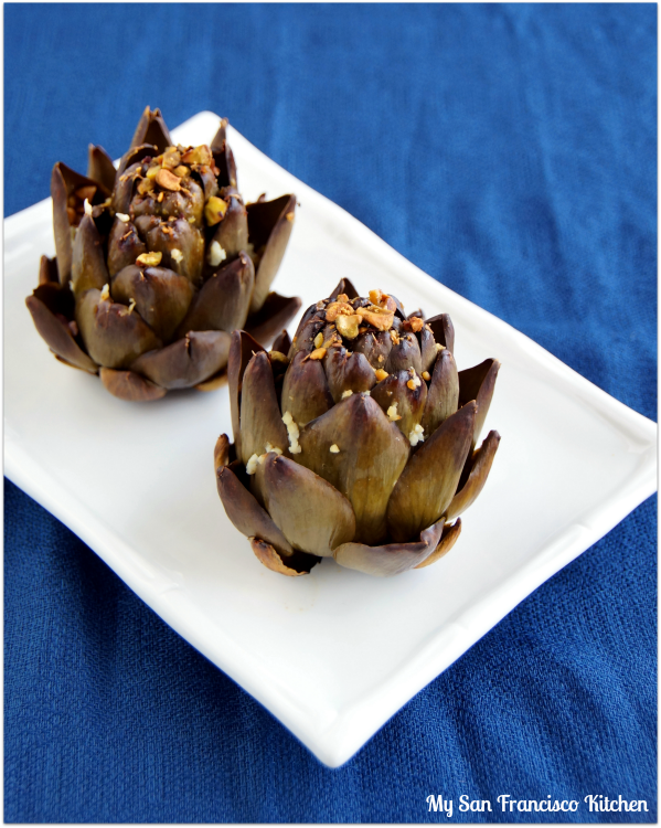 stuffed artichokes