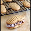 peanut butter cookiewich