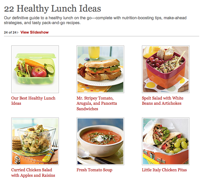 22 healthy lunch ideas my san francisco kitchen healthy lunches forumfinder Images
