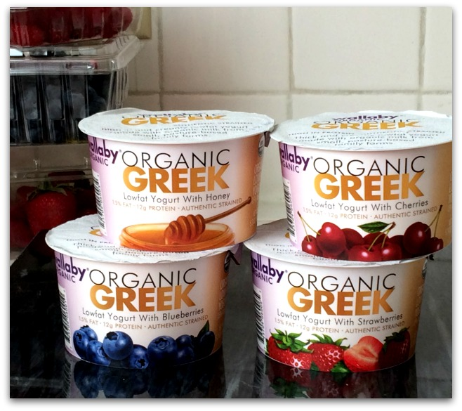 wallaby organic greek yogurt