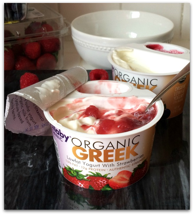 wallaby strawberry greek yogurt