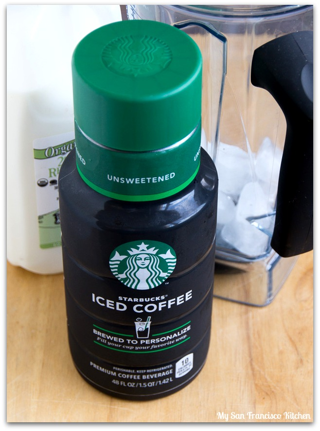 Blended Turtle Iced Coffee