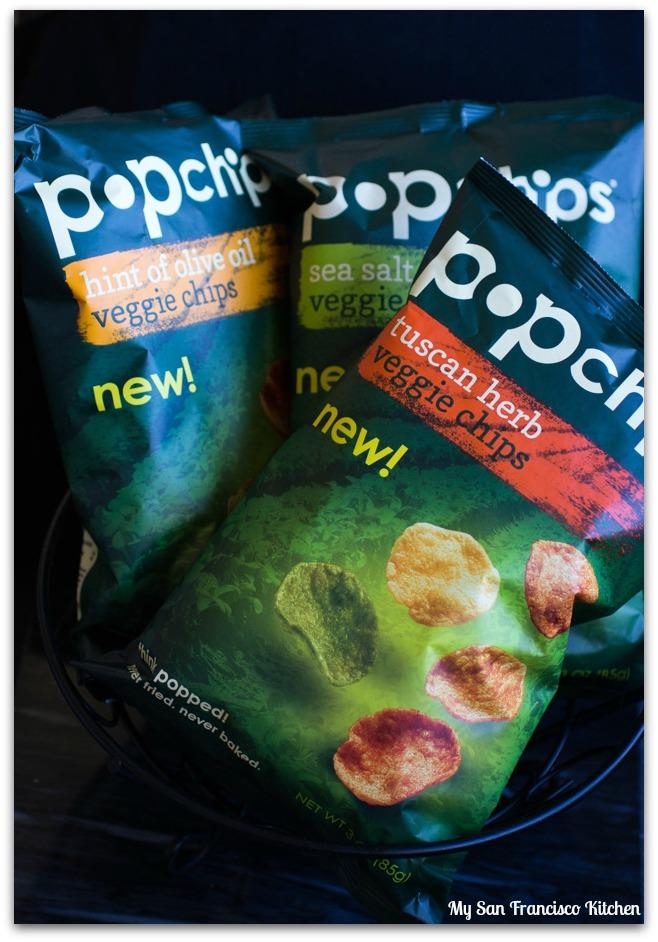 popchips veggie line