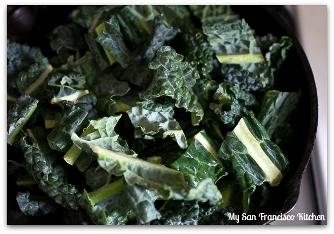 how to bring back kale