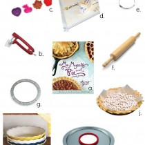 10 pie-making essentials