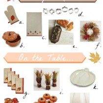 Getting Your Kitchen Ready for Fall